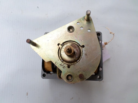 Motor Toca Discos Antigo 110 Voltts