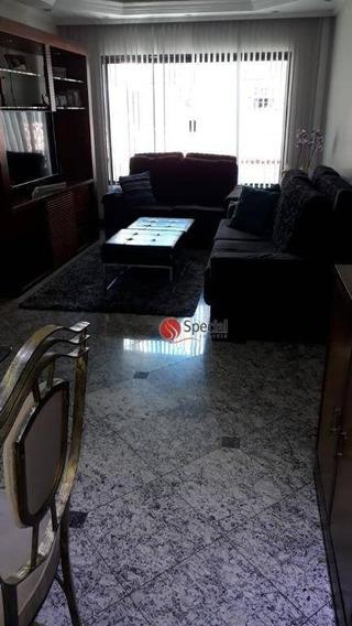 Sobrado Com 3 Dormitórios Para Alugar, 184 M² - Jardim Anália Franco - São Paulo/sp - So7500