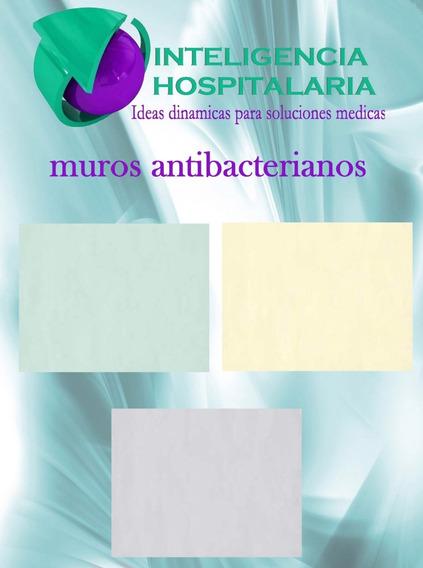 Pisos Y Muros Antibacterianos Para Hospitales, Empresas Y Ma