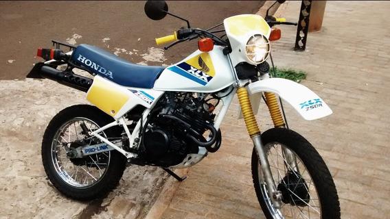 Xlx 250 R - 1988 - Impecável - R$5000,00