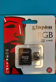 Memoria Kingston 8gb Clase 4 Original