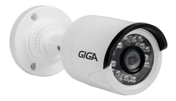 Câmera Segurança Giga Gs0018 Hd 720p Infravermelho 20 Metros