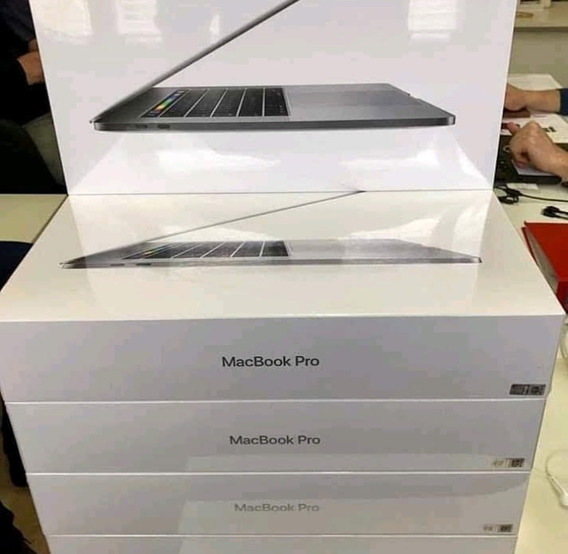 Apple Macbook Pro 15 Inches Sliver