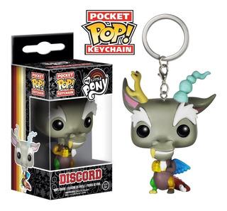 Funko Pop Keychain My Little Pony Discord