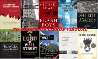 Libros Trading, Wall Street Pack De 10 Libros