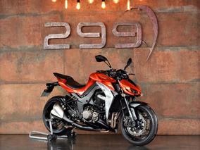 Kawasaki Z 1000 2014/2015 Com Abs