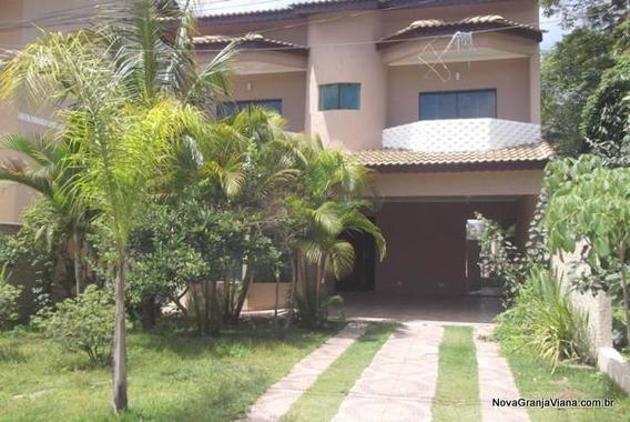 Casa Residencial Para Venda E Locação, Nova Paulista, Jandira - Ca0880. - Ca0880