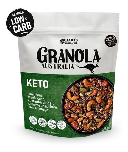 Granola Australia Keto Low Carb
