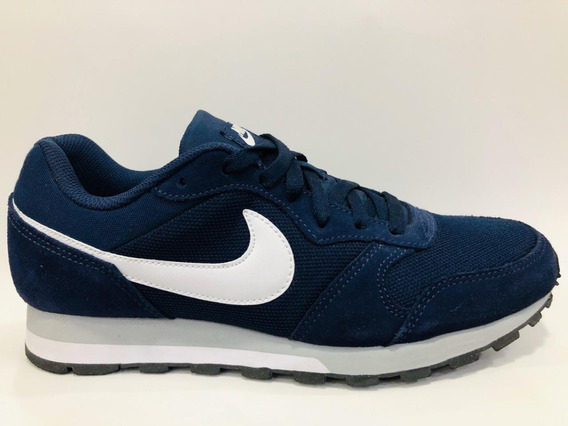 Tenis Masculino Nike Md Runner 2 Azul Marinho Black Friday