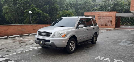 Honda Pilot 3.500 Cc At 4x4 Gas Gasolina