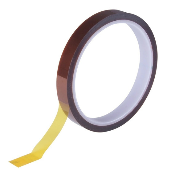 Fita Adesiva Térmica Para Sublimação 2cm X 30m Kapton