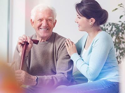 Cuidador De Idoso, Acompanhante Hospitalar E Residencial
