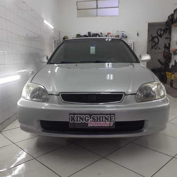 Honda Civic 1998 1.6 Lx Aut. 4p