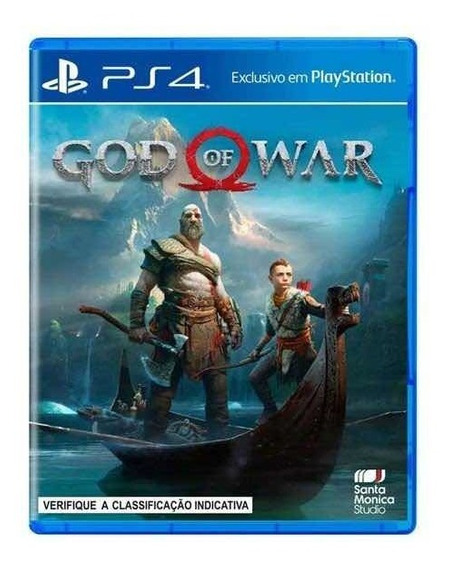 Pacote M.d God Of War + Street Fighter V + Batlefield 4 Sec.