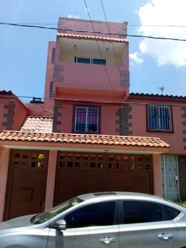 Casa En Renta En Hogares Marla Ecatepec, Estado De México