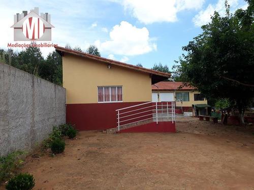 Imagem 1 de 30 de Chácara Com 04 Dormitórios À Venda, 960 M² Por R$ 210.000 - Pedra Bela - Pedra Bela/sp - Ch0251