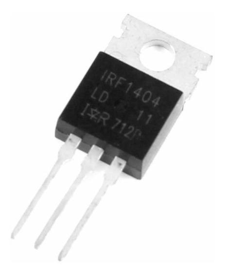 Transistor Irf1404 Irf1404pbf To-220 40v 202a