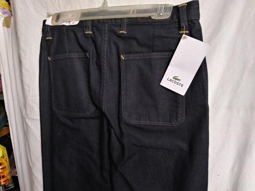 Pantalon Lacoste Para Dama Nuevo Original Negro Mercado Libre