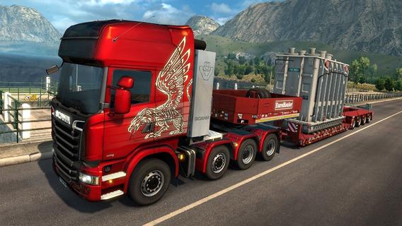 Euro Truck Simulator / 9 Games Simuladores Caminhões