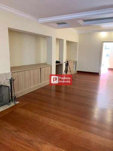 Imagem 1 de 25 de Casa Com 4 Dormitórios, 300 M² - Venda Ou Locação - Vila Nova Conceição - São Paulo/sp - Ca2984