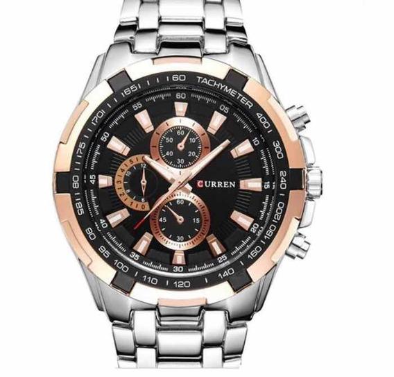 Relógio Curren Super Luxo