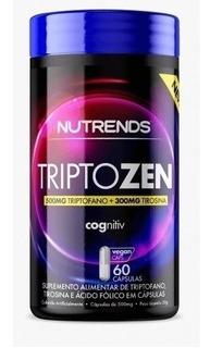 Triptofano Tripto Zen Tirosina Ácido Fólico Cognitiv Foco