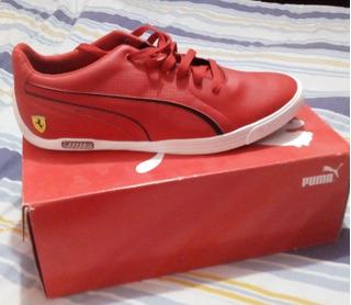Zapatillas Puma Ferrari Nuevas En Caja