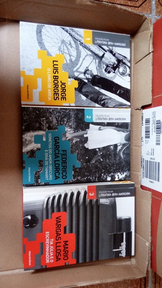 Coleção Folha De São Paulo Literatura Ibero-americana