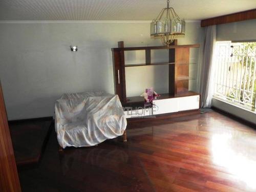 Casa Com 3 Dormitórios À Venda, 380 M² Por R$ 1.800.000,00 - Vila Caminho Do Mar - São Bernardo Do Campo/sp - Ca0091