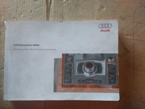 Manual Radio Audi A6 Avant Quattro 2005 2006 2007 2008
