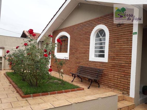 Casa À Venda, 150 M² Por R$ 700.000,00 - Eloy Chaves - Jundiaí/sp - Ca0961