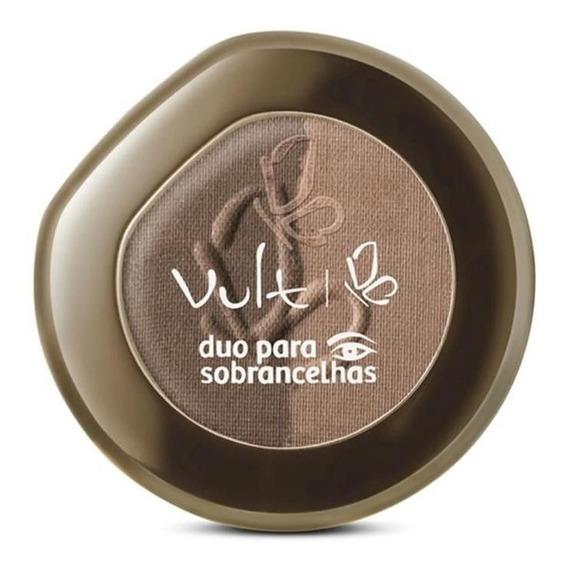 Vult Sombra Duo Para Sobrancelhas 3g