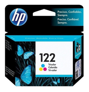 Tinta Hp Cartridge 122 Tricolor 2ml / Superstore