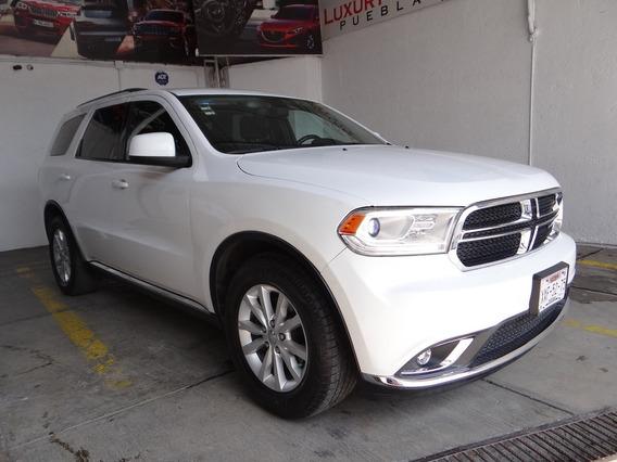 Dodge Durango Sxt 2015!! Oferta Para Febrero!!!