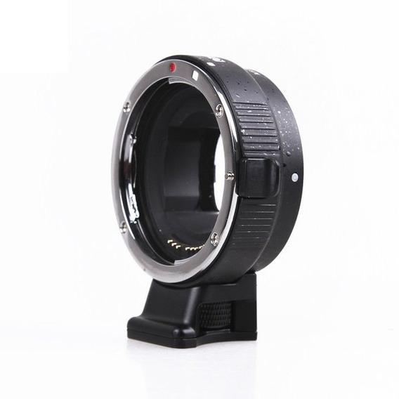 Anel Adaptador Eletrônico Ef-nex - Canon - Sony E-mount Nex