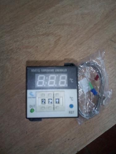 Control De Temperatura Analogo -digital  48x48 Presision