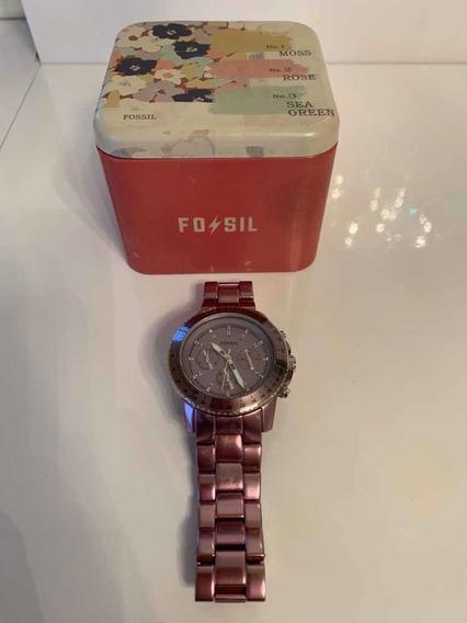Relógio Fóssil Original Feminino
