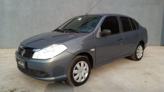 Renault Symbol Confort 1.6 2009 Usado Financiación 9.5% Tasa