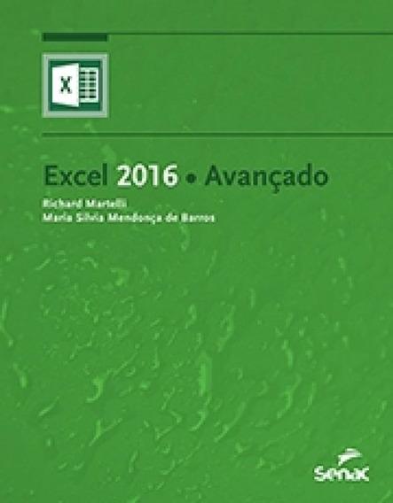 Excel 2016 - Avancado - Senac