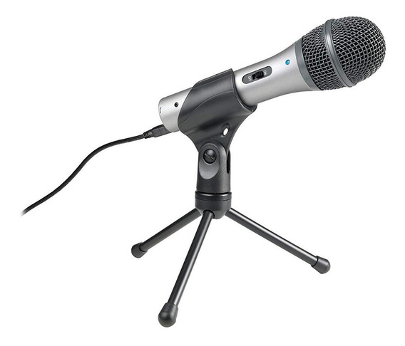 Microfone Audio Techinica Atr2100- Usb