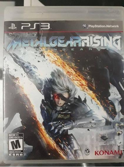 Metal Gear Rising Revengeance - Ps3 Playstation 3
