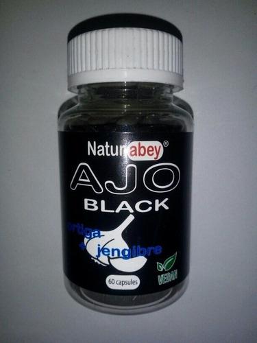 Ajo Black, Ajo Negro, Oferta Por Pandemia,3 Frascos