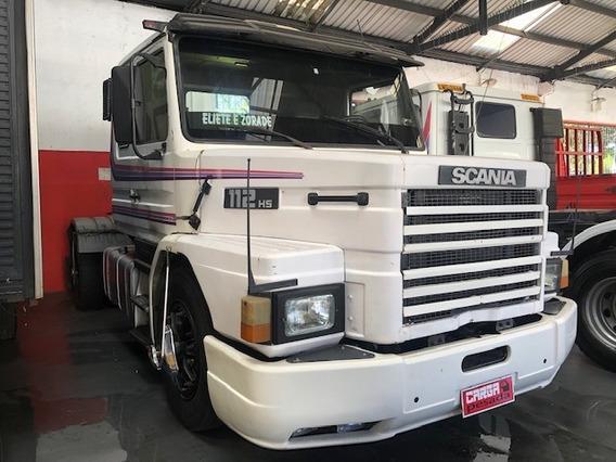 Scania T112 Hs T 112 Intercooler = Hw 113 360 330 Mb 1935