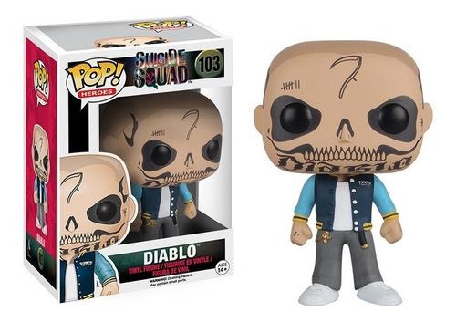 Funko Pop! Diablo Suicide Squad #103