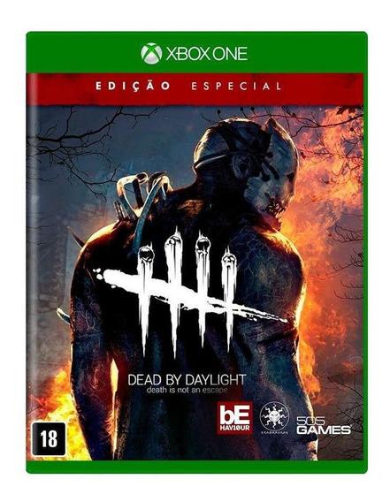 Dead By Daylight Edição Especial Xbox One Mídia Física Novo