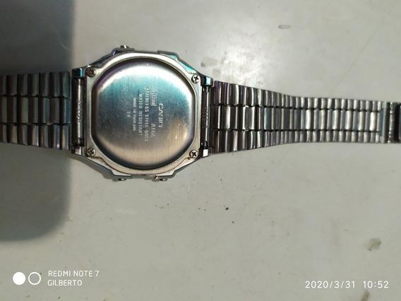 Reloj Casio Original A168