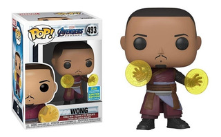 Funko Pop Marvel Avengers Endgame Wong 493 Limited Edition