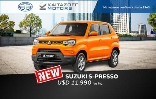 Suzuki S-presso Whatsapp 093979698 2020 0km