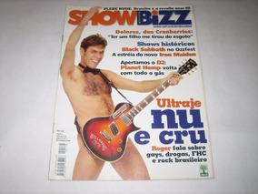 Show Bizz - Ed.170 - Set/1999 - Ultraje Nu E Cru -roger Fala