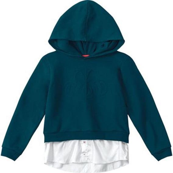 Blusão Lilica Ripilica Original Bebe Blusa Moletom Tam 1